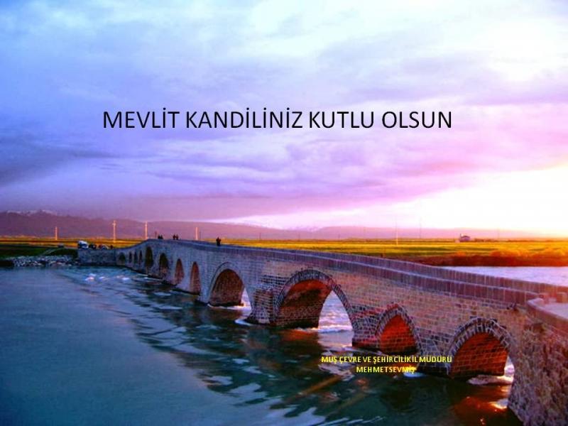 KANDİL KUTLAMASI