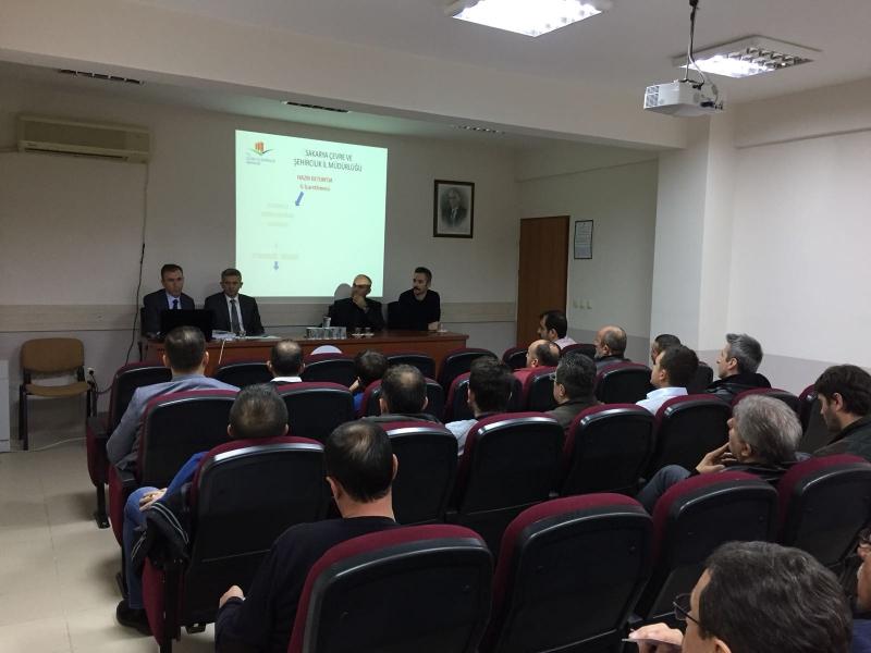 Beton Üreticilerinin Sektöre Yönelik katılım Toplantısı
