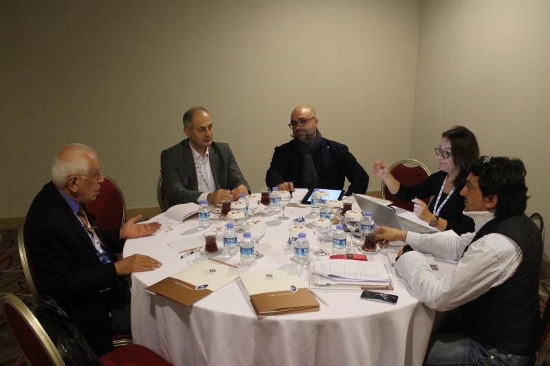 Şehircilik Şurasının 2. çalışma toplantısı 20-21 Şubat tarihleri arasında Antalya'da gerçekleştirilmiştir.