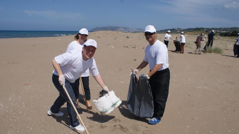 Gönüllü Çöp Toplama