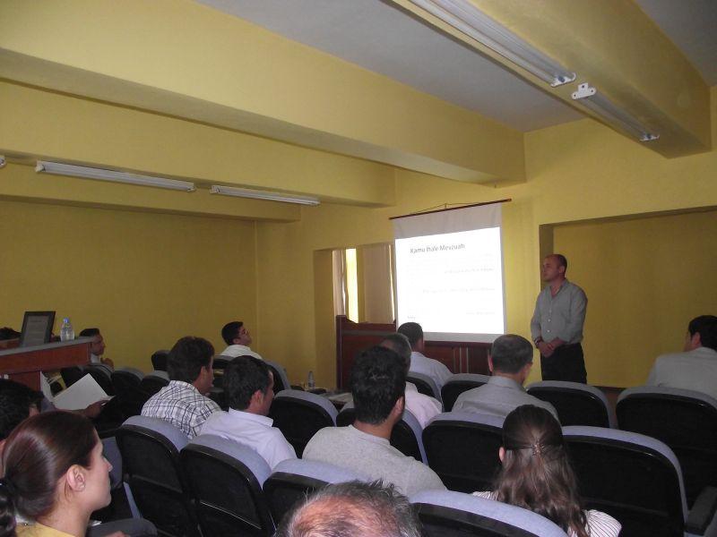 Yaklaşık Maliyet Hazırlama-Metraj Hesaplama ve bunların paket programlarda uygulanması, Hakediş ve İhale Mevzuatı eğitimi