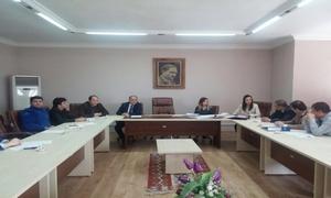 Kalite Yönetim Sistemi Gözetim Tetkiki Öncesinde Elazığ, Antalya, Burdur, Afyonkarahisar ve Çanakkale İl Müdürlüklerimizde Değerlendirme Toplantıları Gerçekleştirildi