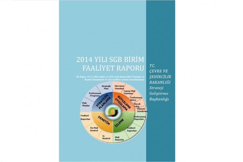 2014 Yılı SGB Birim Faaliyet Raporu