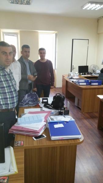 İç Kontrol ve Kalite Yönetim Sistemi Çalışmaları Kapsamında Trabzon ve Rize Çevre ve Şehircilik İl Müdürlüklerimiz Ziyaret Edildi