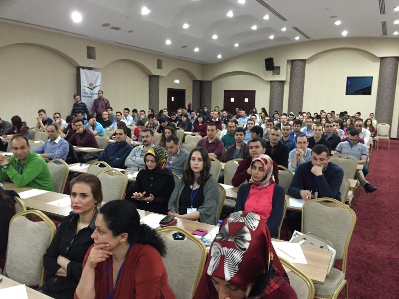 28.03.2016-01.04.2016 Tarihleri Arasında Oryantasyon Eğitimi Düzenlenmiştir