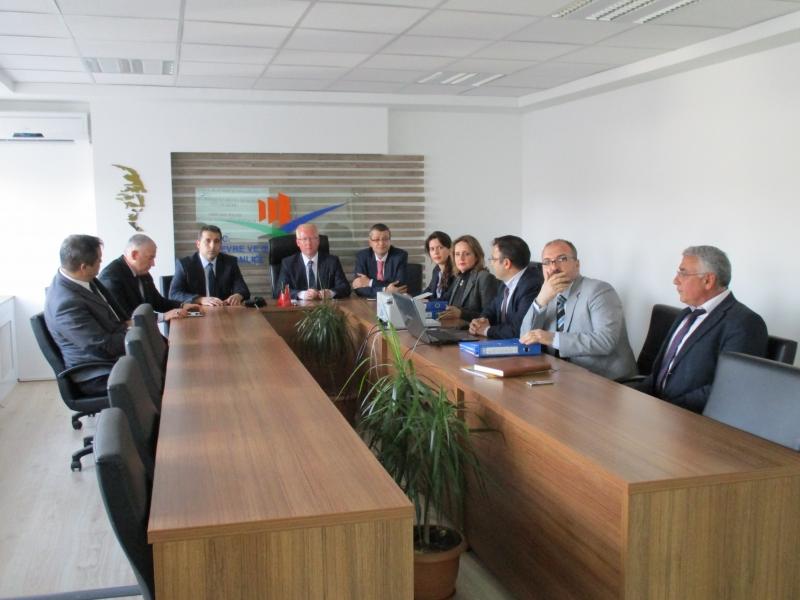 Kalite Yönetim Sistemi Gözetim Tetkiki Öncesinde Kayseri, Kırşehir ve Kırıkkale İl Müdürlüklerimizde İstişare Toplantısı Gerçekleştirildi