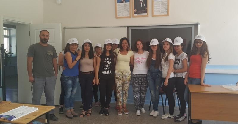 5 Haziran Etkinliği Okul Ziyareti