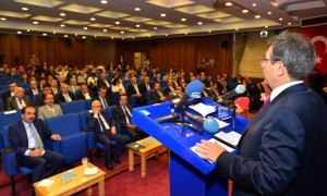 Kentsel Altyapı Hizmetleri ve Finansman Çalıştayı