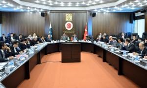 Bakan Güllüce Türkiye-Pakistan Karma Ekonomik Toplantısına Katıldı