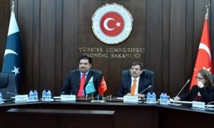 Türkiye İle Pakistan Arasında Kek Toplantısı Protokol İmza Töreni Gerçekleşti