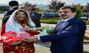 Bakan Güllüce Karabük Üniversitesinde Düzenlenen Etkinliğe Katıldı