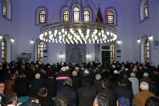 Bakan Güllüce'den Rize'de Önemli Açıklamalar