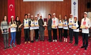 Çevre ve Şehircilik Bakanı İdris Güllüce çevre gönüllüsü gençlerle buluştu.