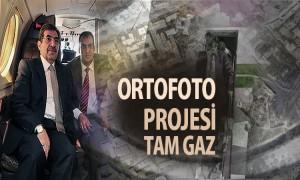 Ortofoto Projesi Tam Gaz