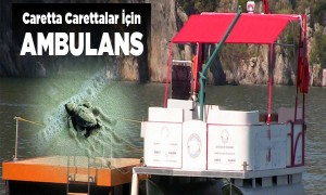 CARETTA CARETTALAR İÇİN AMBULANS