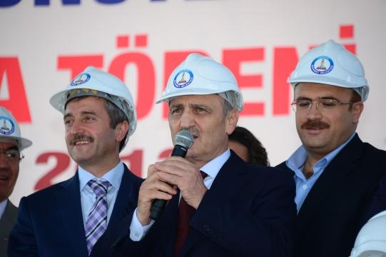 Bakan Bayraktar Gaziantep'te
