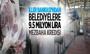 ller Bankası'ndan Belediyelere 9.5 Milyon Lira Mezbaha Kredisi