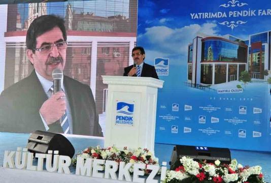Dumlupınar Hamid Aytaç Kültür Merkezi Açıldı