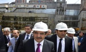 Bakan Güllüce Beyoğlu'nda Kentsel Dönüşümü İnceledi
