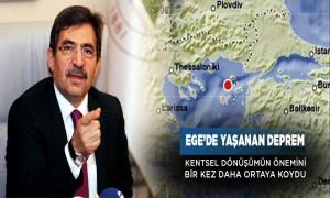 Ege'de Yaşanan Deprem Kentsel Dönüşümün Önemini Bir Kez Daha Ortaya Koydu
