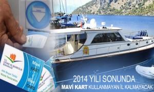 Türkiye'de Mavi Kart Kullanan 12 Bin Tekne Yat Bulunuyor