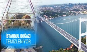 İstanbul Boğazının Yüzeyinden 4 Bin 357 M3 Katı Atık Toplandı