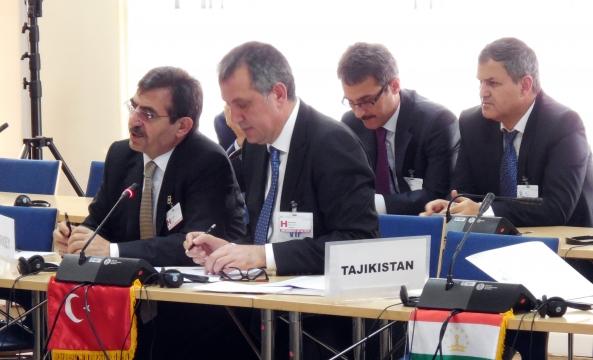 Ekonomi İşbirliği V. Bakanlar Toplantısı Ekim'de İstanbul'da Toplanacak