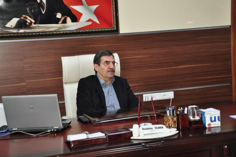Bakanımızdan Süpriz Ziyaret