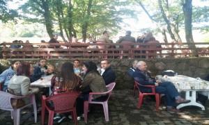 Sit Alanları ve Mağara Gezisi.