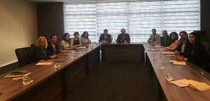 AFAD Başkanlığı tarafından IPA-2 dönemi kapsamında Başkanlığımıza sunulan teknik destek proje önerilerini değerlendirmek üzere toplantı gerçekleştirildi.
