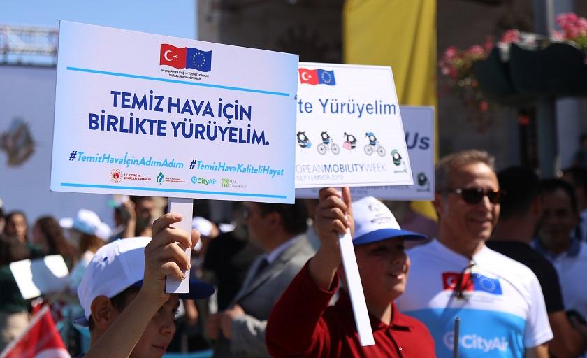 """""""CİTYAİR PROJESİ"""" KONYA'DA TANITILDI"""