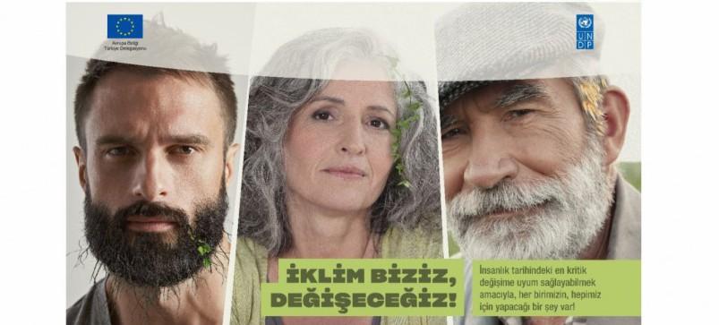Avrupa Birliği Türkiye Delegasyonu ve BM Kalkınma Programı, AB İklim Diplomasisi Haftası için Ortak Kampanya Başlatıyor