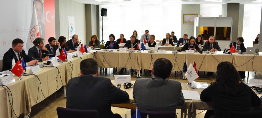 Çevre ve İklim Eylemi Sektör Operasyonel Programı'nın (ESOP) 4. Sektörel İzleme Toplantısı gerçekleştirildi.