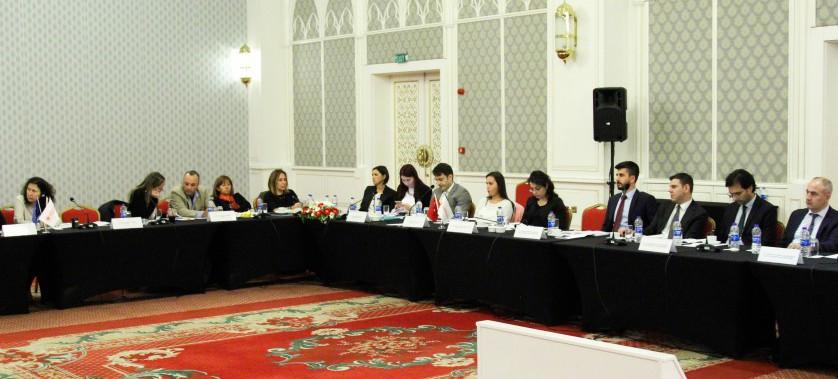 IPA-2 Döneminin 6. ve Bu Yılın 2. Çevre ve İklim Eylemi Sektör Operasyonel Programı Sektörel İzleme Komite Toplantısı Gerçekleştirildi