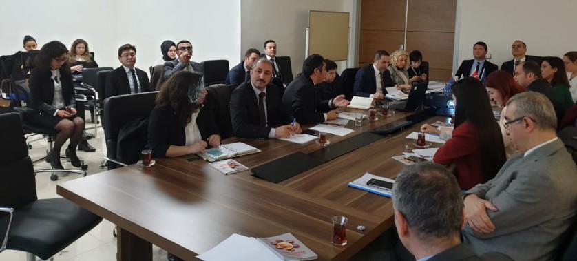 IPA-2 proje havuzumuzda yer alan kapasite geliştirme projelerinin önceliklendirme toplantısı gerçekleştirildi.