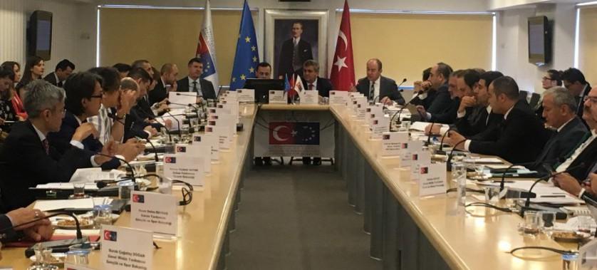 IPA-II Dönemi Mali İşbirliği Koordinasyon Kurulu Toplantısı Gerçekleştirildi