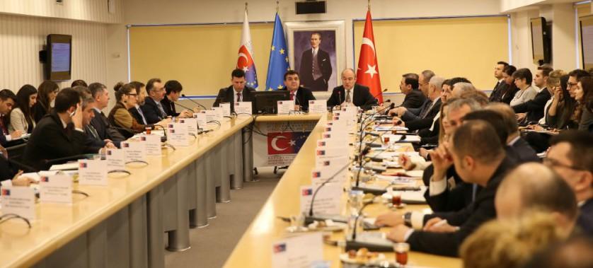 IPA-II Dönemi Mali İşbirliği Koordinasyon Toplantısı AB Başkanlığında Gerçekleştirildi
