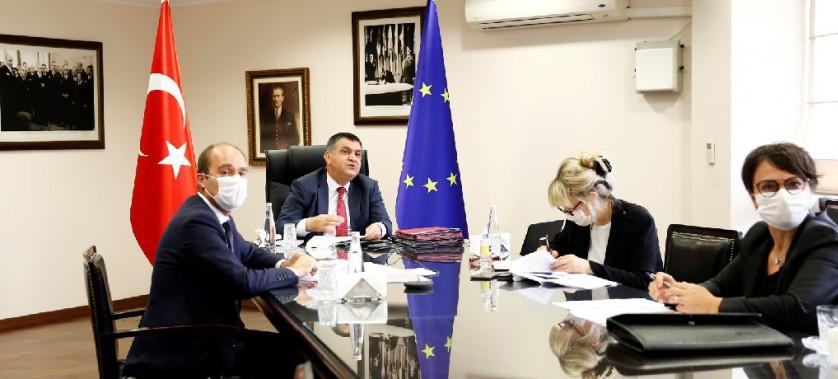 Mali İşbirliği Koordinasyon Kurulu Çevrimiçi Toplantısı Gerçekleştirildi