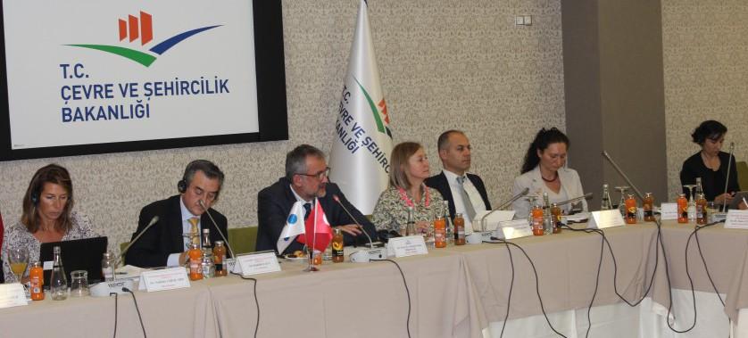OECD Üst Düzey Politika Toplantısı Bakanlığımızda gerçekleştirildi.