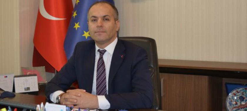 Sn. Mehrali ECER, AB ve Dış İlişkiler Genel Müdürü V. olarak atanmıştır.