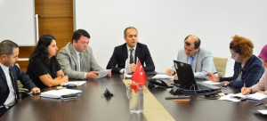 Tarım ve Orman Bakanlığı tarafından IPA-2 dönemi kapsamında Başkanlığımıza sunulan teknik destek proje tekliflerini değerlendirmek üzere toplantı gerçekleştirildi.