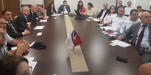 IPA-2 dönemi Entegre Su Projeleri Nihai Değerlendirme Toplantısı Gerçekleştirildi.