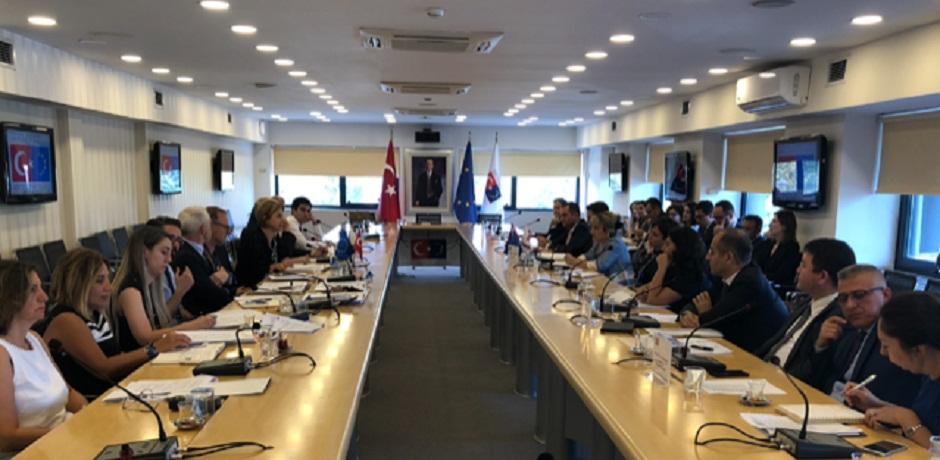Katılım Öncesi Yardım Aracı (IPA) 2018-2020 Yılı Programlama Başlangıç Toplantısı gerçekleştirilmiştir.