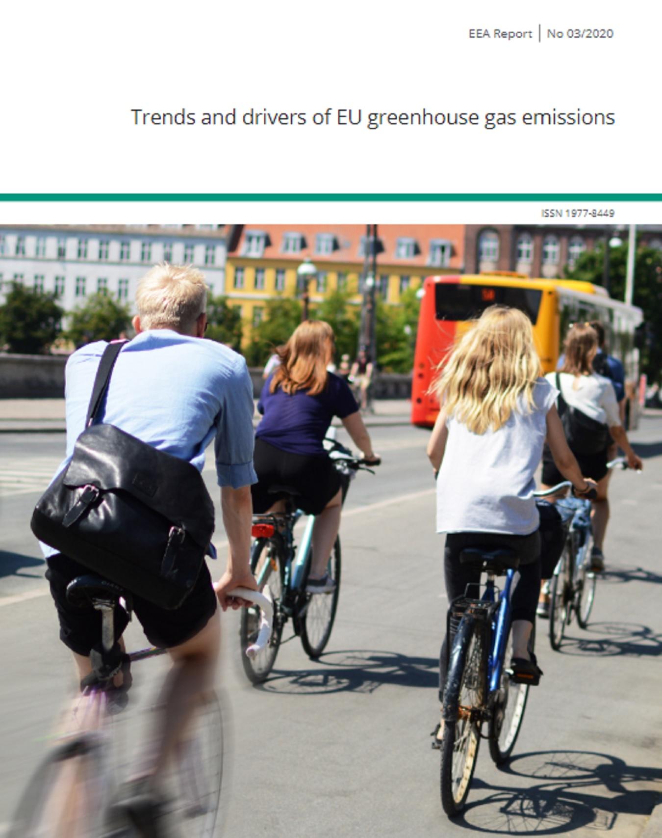 AB Sera Gazı Emisyonlarının Eğilimleri ve İtici Güçleri Raporu