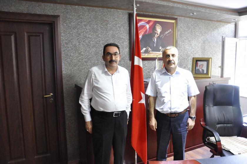 Adana Milletvekili Sayın Abdullah Doğru 07 Ağustos 2018 tarihinde İl Müdürlüğümüzü ziyaret ettiler.