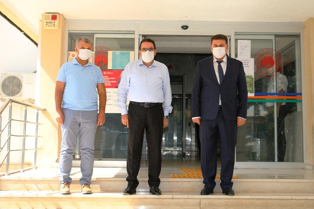 Adana Milletvekilimiz Sayın Abdullah DOĞRU İl Müdürlüğümüzü ziyaret etti.