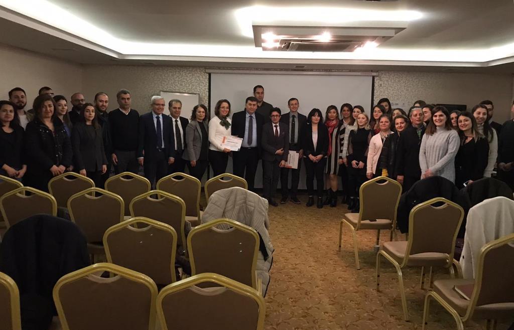 İl Müdürlüğümüz koordinasyonunda Çevre Mühendisleri Odası Adana Şubesi ile sıfır atık bilgilendirme…