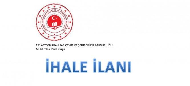Afyonkarahisar Milli Emlak Müdürlüğü 49 Yıl Süreli Taşınmaz Bağımsız ve Sürekli Nitelikte İrtifak Hakkı…