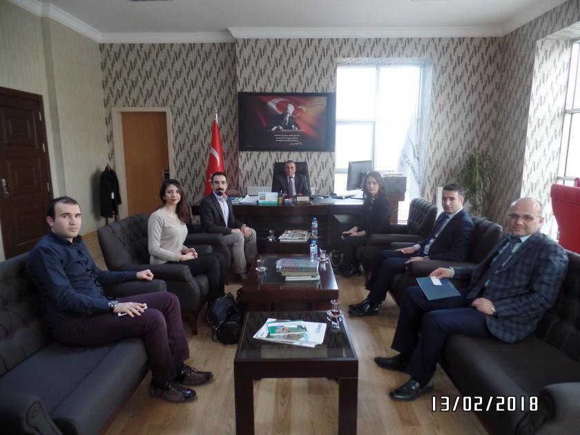 Aksaray Organize Sanayi Bölgesi'nde Endüstriyel Simbiyoz Olanaklarının Araştırılması Projesi
