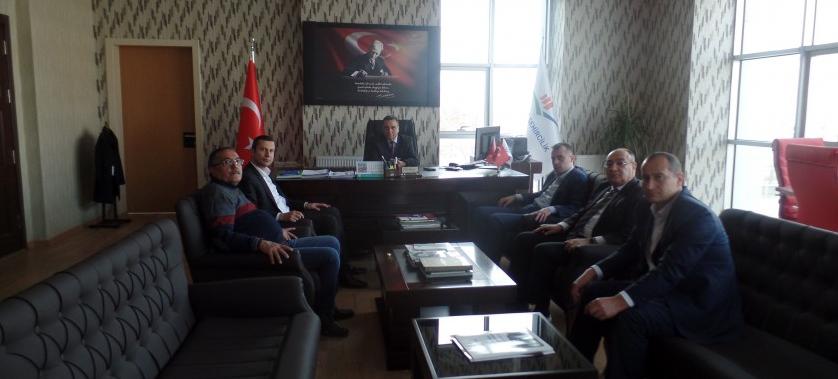 Bayındır Memur-Sen Genel Başkanı Soner Can Tufanoğlu'nun ziyareti